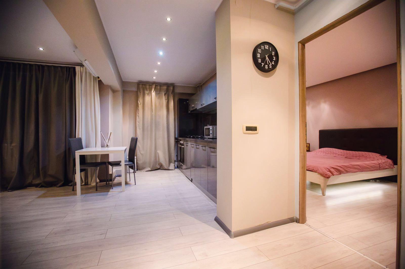 Apartament de vanzare cu doua camere pe Faleza Dunarii mobilat lux