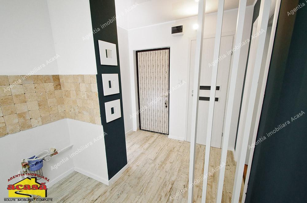 Apartament cu doua camere de vanzare amenajat modern