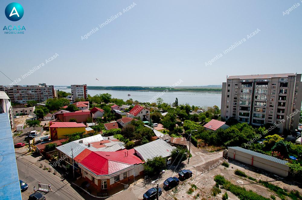 Apartament 2 dec cu vedere superba la Dunare