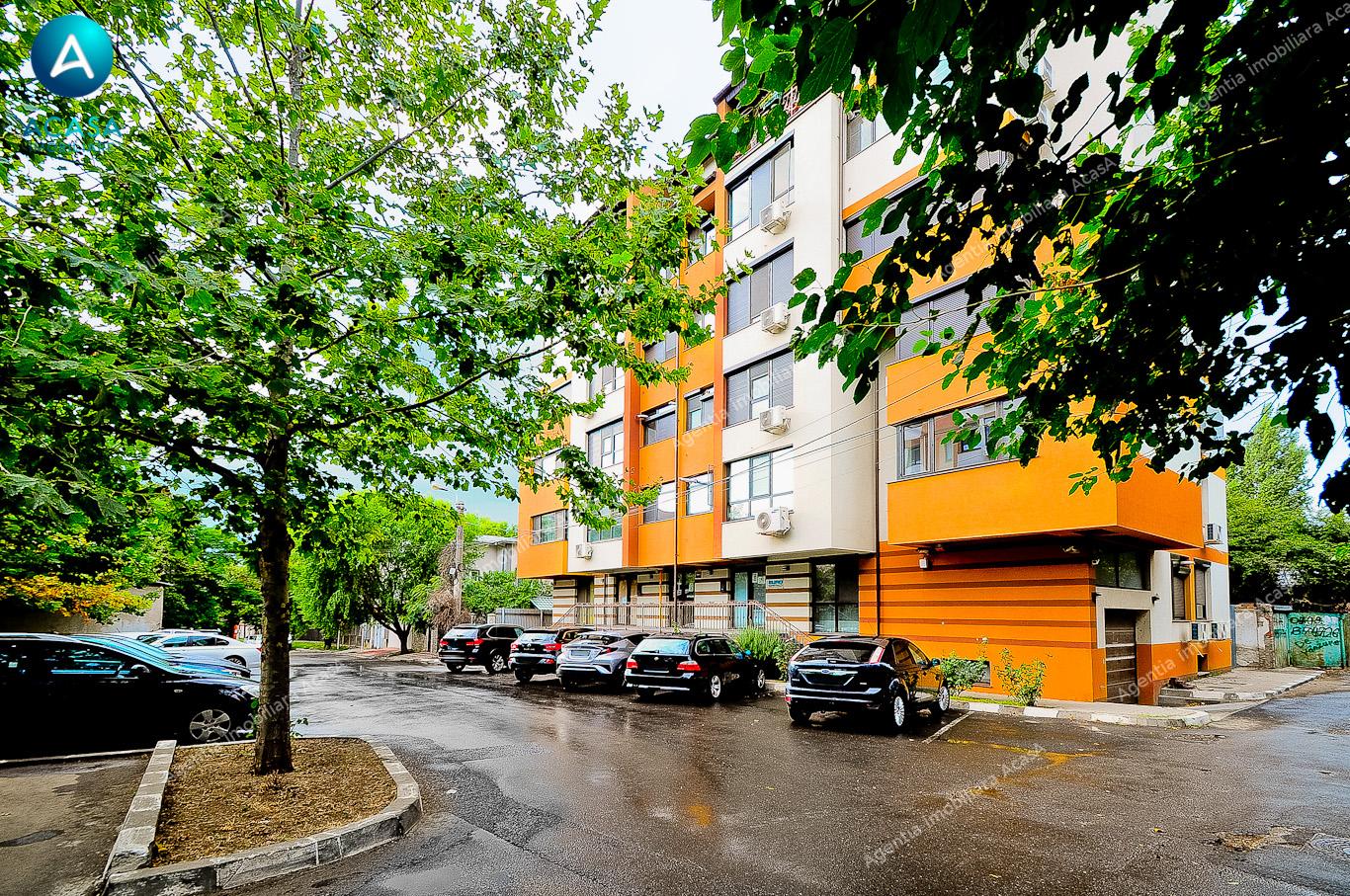 Apartament 1 camera de inchiriat in bloc nou